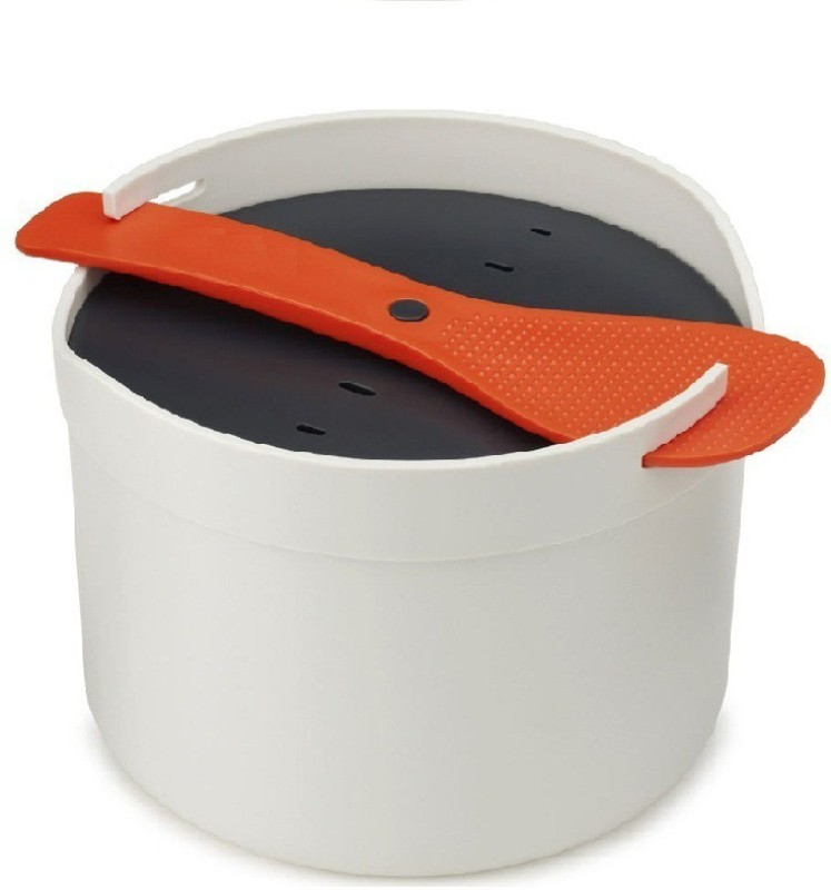 Plenzo Rice Cooker Bowl Electric Rice Cooker(1 L, Multicolor)