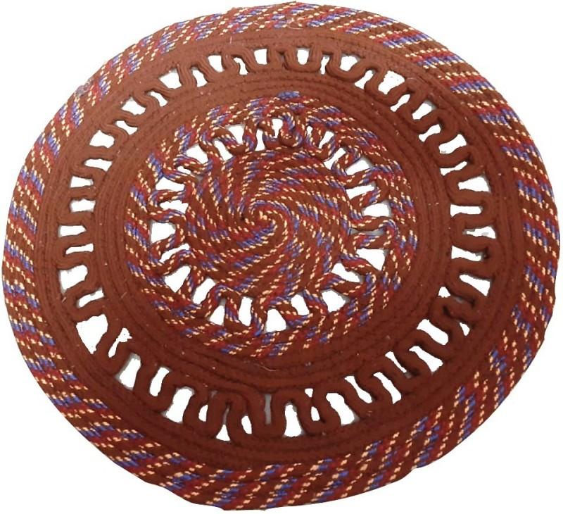 xinstyle Cotton Prayer Mat(Multicolor, Medium)