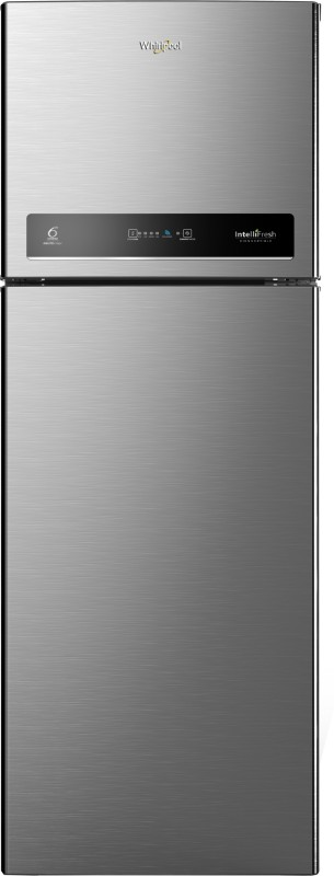 Whirlpool 292 L Frost Free Double Door 3 Star Convertible Refrigerator(Magnum Steel, IF INV CNV 305 ELT MAGNUM STEEL (3S))