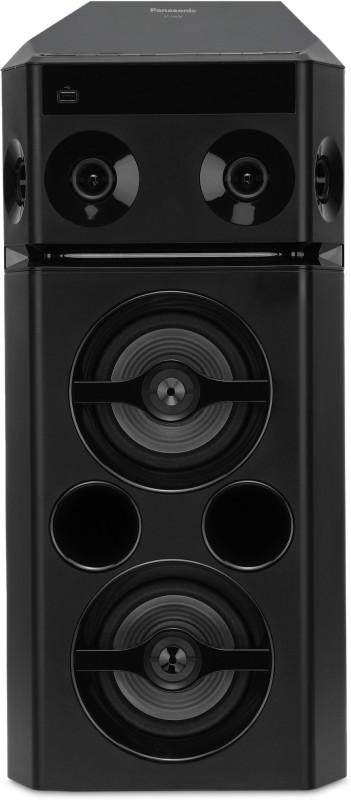 Panasonic SC-UA30GW-K 300 W Bluetooth Party Speaker(Black, 2.0 Channel)