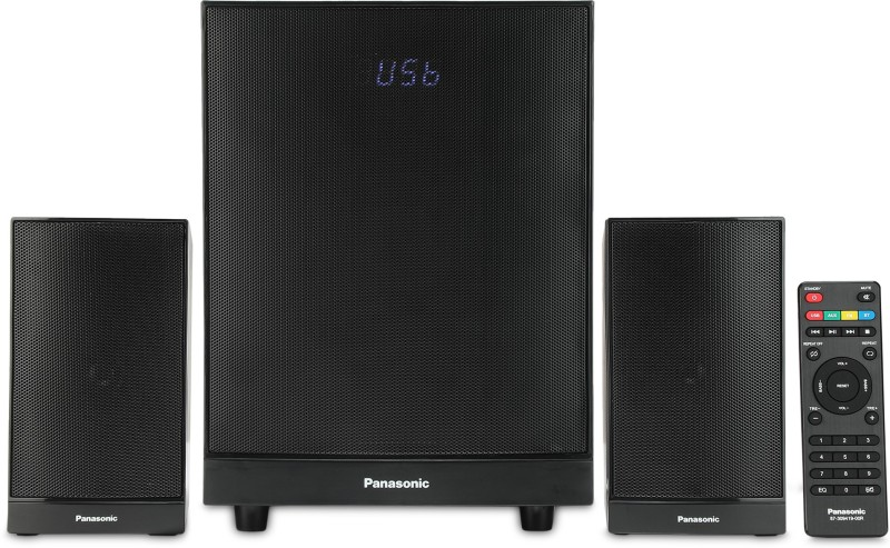 Panasonic SC-HT22GW-K 50 W Bluetooth Home Theatre(Black, 2.1 Channel)
