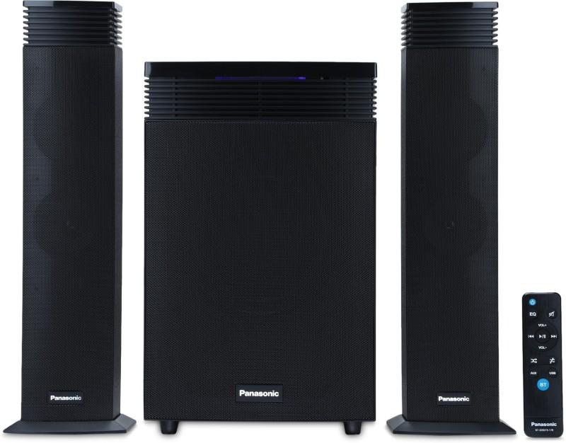 Panasonic SC-HT21GW-K Stylish 65 W Bluetooth Home Theatre(Black, 2.1 Channel)