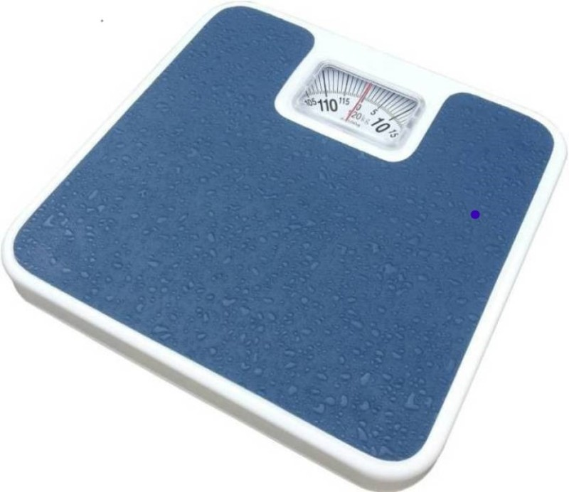 modren Analog Weight Machine Capacity 120 Kg Mechanical Analog 9811 Weighing Scale(Multicolor)