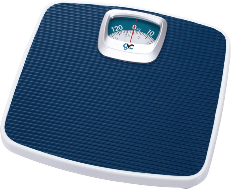 GVC Iron-Analog Camry Weighing Scale(Multicolor)