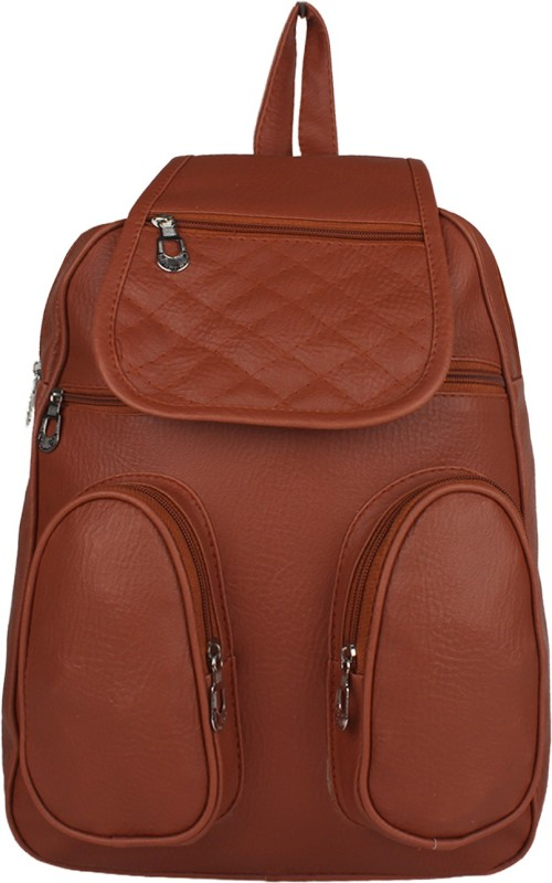 SAHAL Women Brown Shoulder Bag