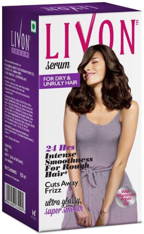 Livon Serum for Dry & Unruly Hair(50 ml)