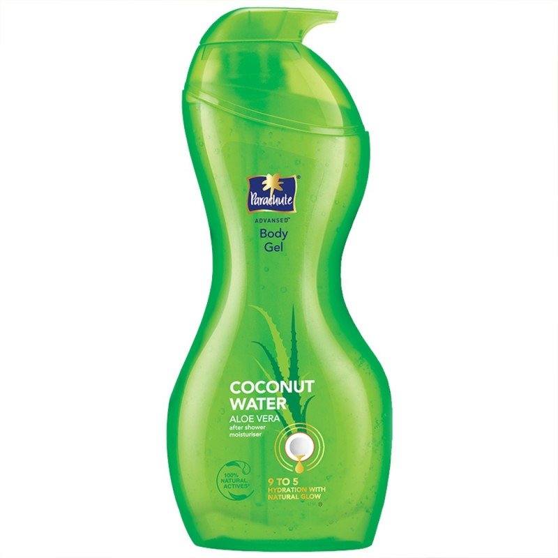 Parachute Advansed Body Gel - Coconut Water & Aloe Vera Gel(400 ml)