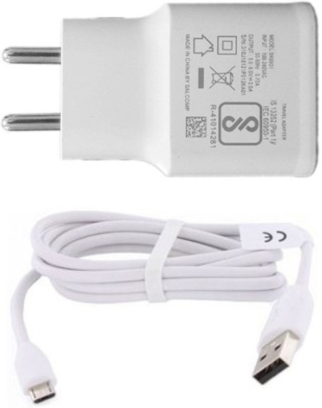 Delmohut Original Like Data Cable | Micro USB Fast Charging Cable | Sync Cable | Charger Cable For Power Bank,Car Charger | Quick Charge Cable Speed Upto 2.4 Amp | High Speed Data Transfer Cable Mobile Charger(White, Cable Included)