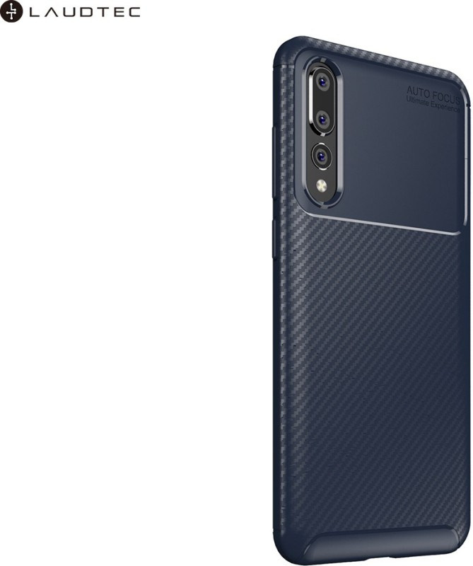 Krkis Back Cover for Honor P30(Blue, Grip Case)