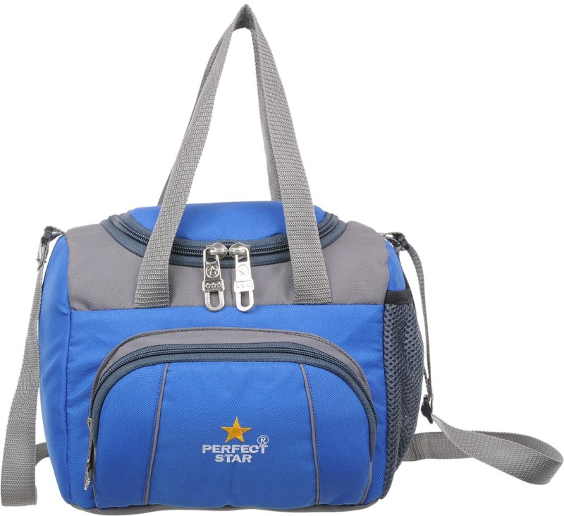 perfect star G2 Tiffin lunch bag/college for school and partty bag 5 L Backpack(Blue)
