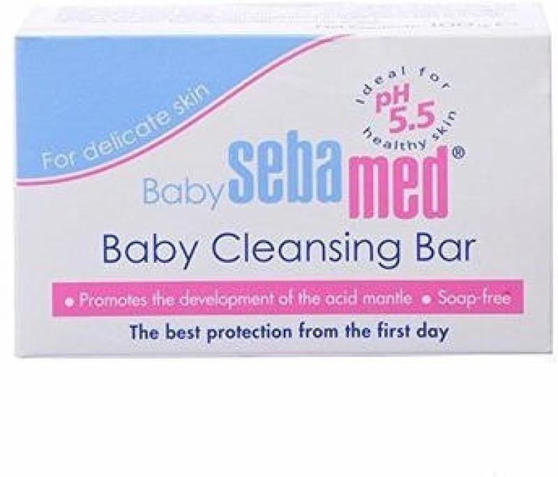 Sebamed Baby Cleansing Bar 100 gm(100 g)