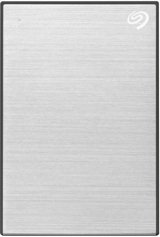 Seagate Backup Plus Slim 1 TB External Hard Disk Drive(Silver)