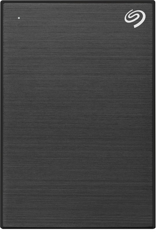 Seagate Backup Plus Slim 2 TB External Hard Disk Drive(Black)