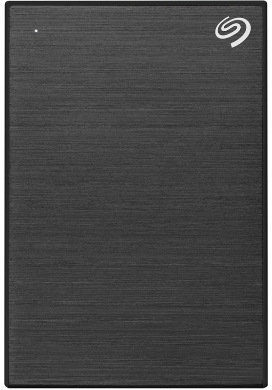 Seagate Backup Plus Slim 1 TB External Hard Disk Drive(Black)