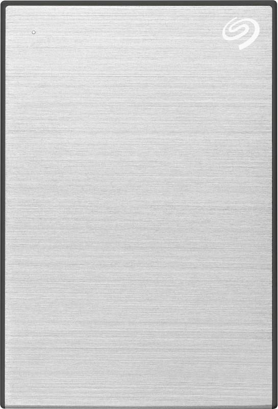 Seagate Backup Plus Portable 5 TB External Hard Disk Drive(Silver)