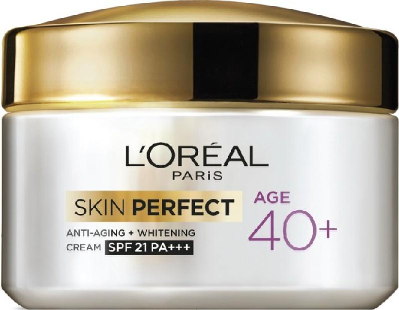 L'Oreal Paris Skin Perfect 40+ Anti-Aging Cream(50 g)