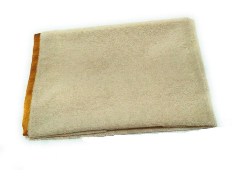 Cotton Colors Cotton Terry 450 GSM Bath Towel(Beige)
