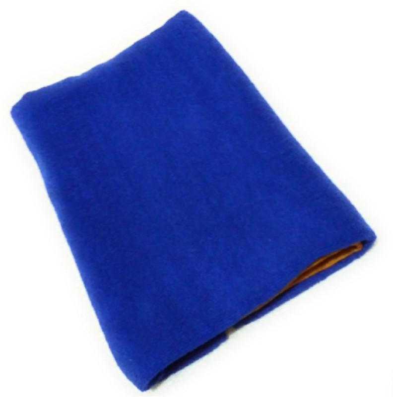 Cotton Colors Cotton Terry 450 GSM Bath Towel(Dark Blue)
