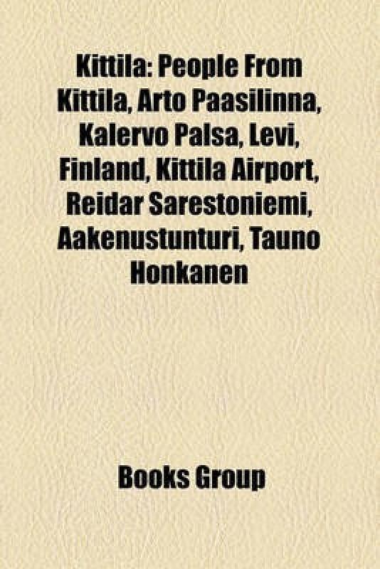 Kittila(English, Paperback, unknown)