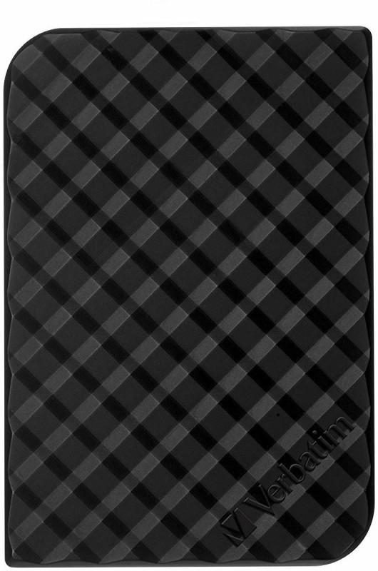 Verbatim 1 TB External Hard Disk Drive(Black)