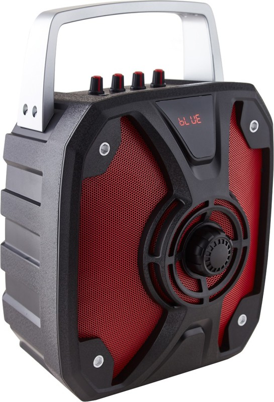 Envent RockR 300 30 W Bluetooth Home Audio Speaker(Black, Stereo Channel)