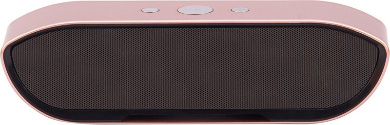 ZYDECO Wireless Bluetooth Hifi 3D Stereo Subwoofer 1200mAh Battery Support TF Card/AUX/USB Speaker Portable Party Home Theater System 3 W Bluetooth Speaker(Pink, 4.1 Channel)