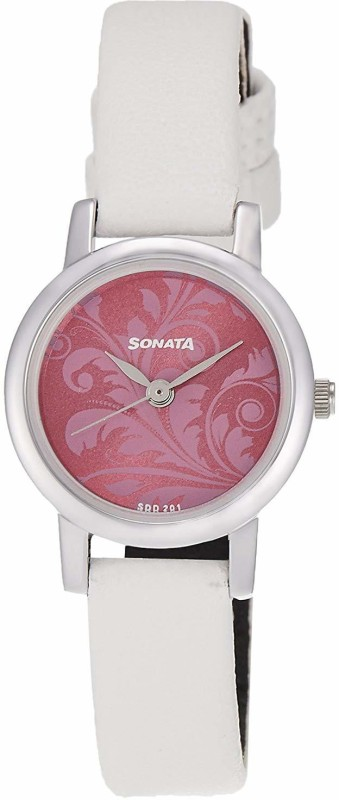 Sonata 8976SL03J Analog Watch - For Women