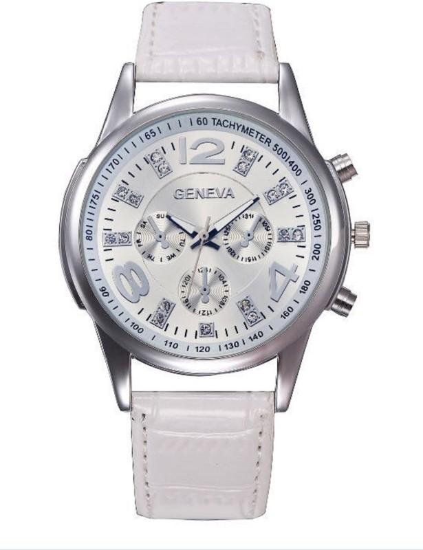 Geneva Platinum Stylish Analog Watch - For Women