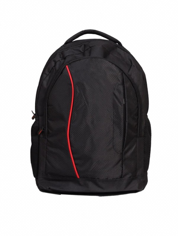 Kim Bag House smart Laptop Bag II Backpack II Multiuse bag 25 L 25 L Laptop Backpack(Red, Black)