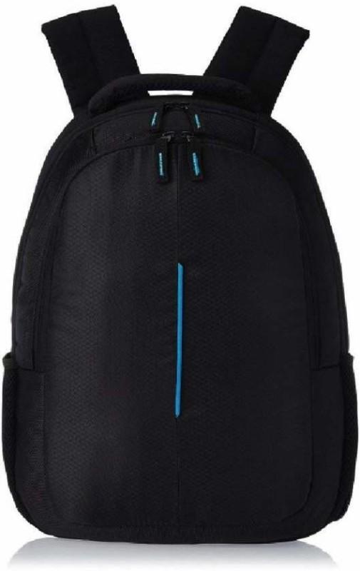 Sanchi Creation Entry Level HP College/Office/Travel Bag (Black) 30 L Laptop Backpack(Black)