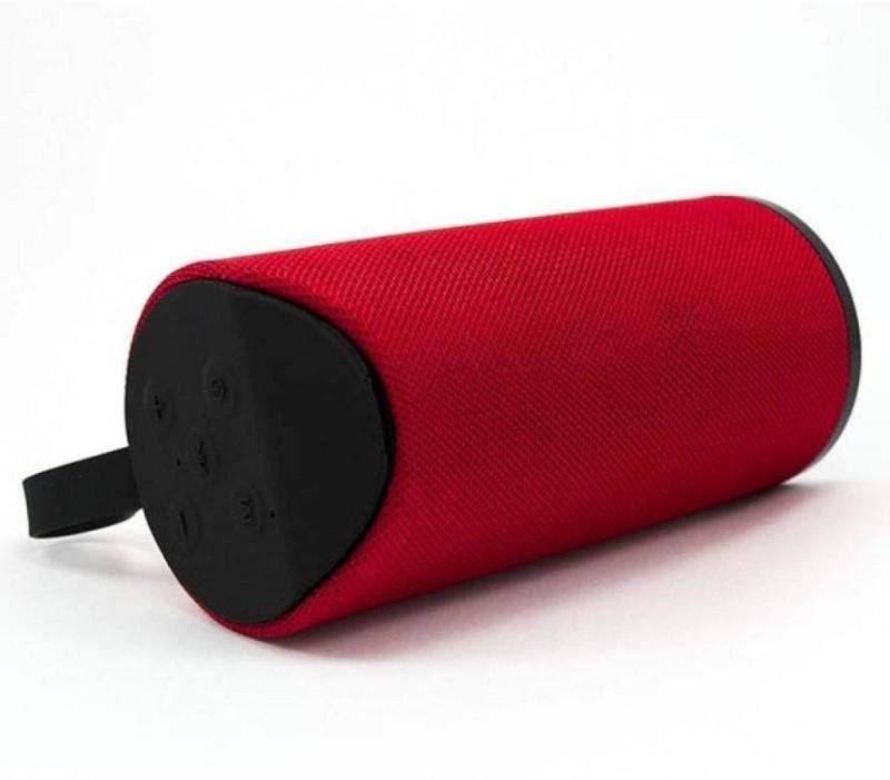 blueseed TG113 SUPERB 10 W Bluetooth Speaker(Red, 4.2 Channel)
