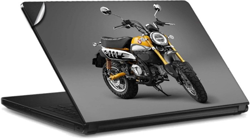 GADGETS WRAP GWSI-8916 Printed Top Only Automobiles 2019 Vinyl Laptop Decal 14
