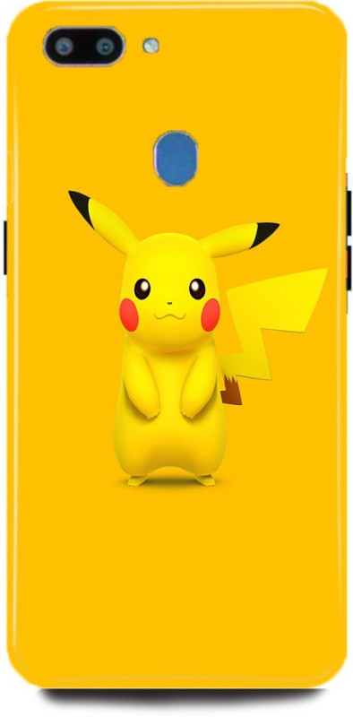 Pokemon Pikachu Hard Back Case Cover