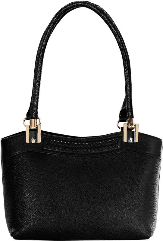 abeeza Women Black Hand-held Bag