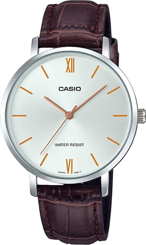 Casio A1628 Enticer Lady's ( LTP-VT01L-7B2UDF ) Analog Watch - For Men