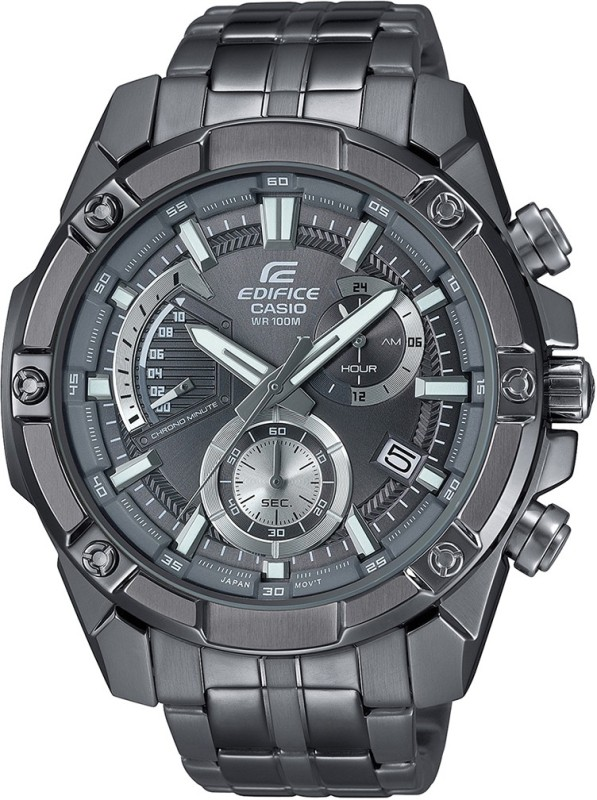 Casio EX491 Edifice Analog Watch - For Men