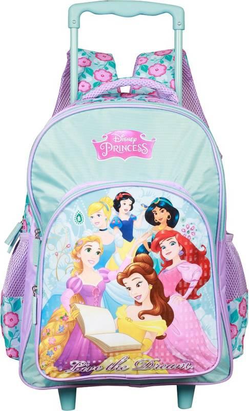 Disney Princess Live the Dream 41cm Trolley Primary (Primary 1st-4th Std) School Bag