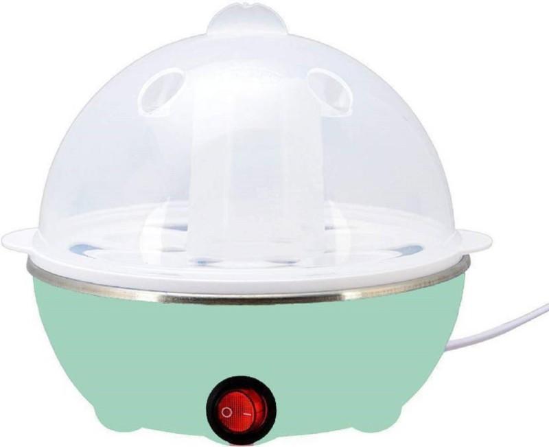 LAMRA 016 LM16 Electric Boiler Steamer Poacher Egg Cooker(Multicolor, 7 Eggs)