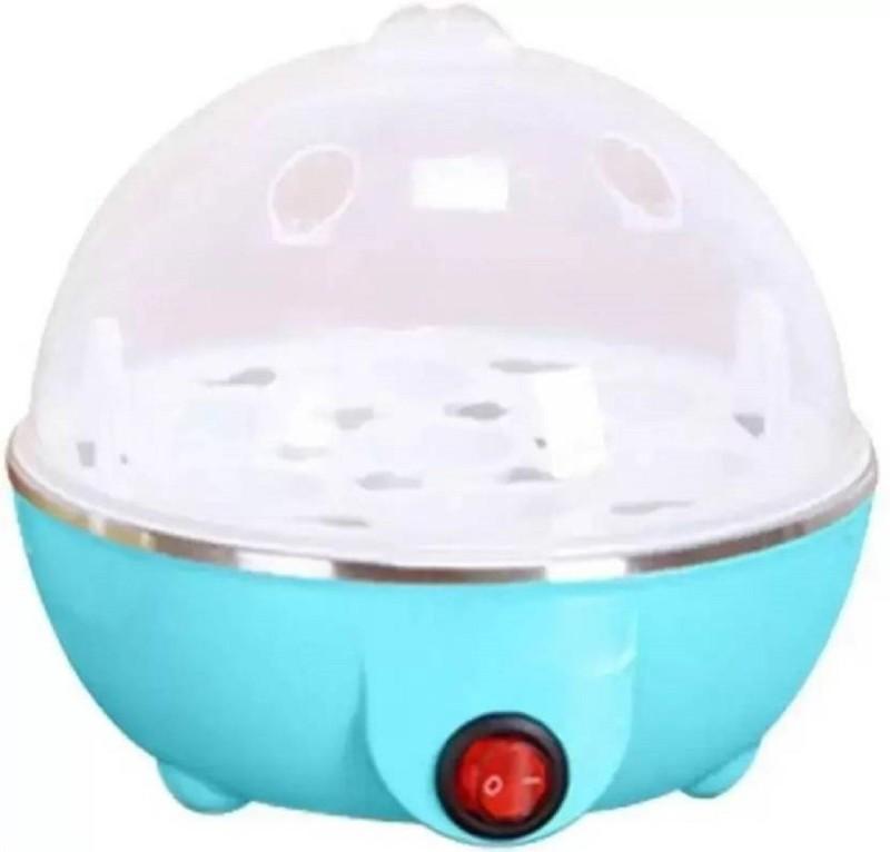 LAMRA 06 LM6 Electric Boiler Steamer Poacher Egg Cooker(Multicolor, 7 Eggs)