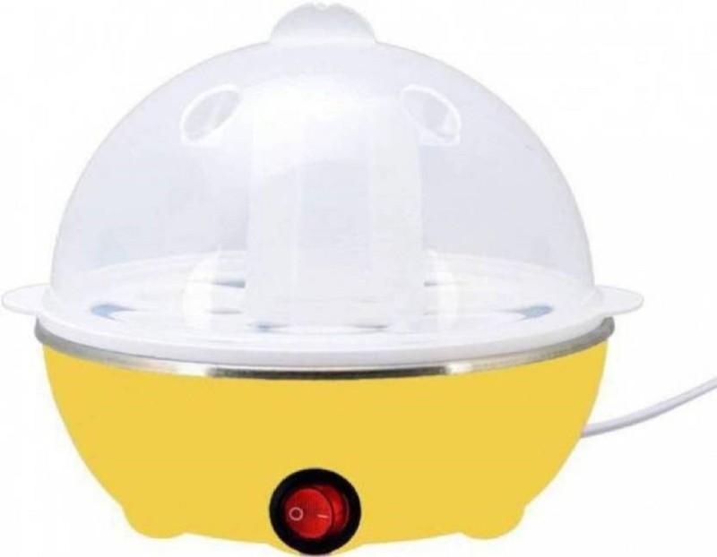LAMRA 011 LM11 Electric Boiler Steamer Poacher Egg Cooker(Multicolor, 7 Eggs)