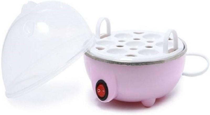 LAMRA 010 LM10 Electric Boiler Steamer Poacher Egg Cooker(Multicolor, 7 Eggs)