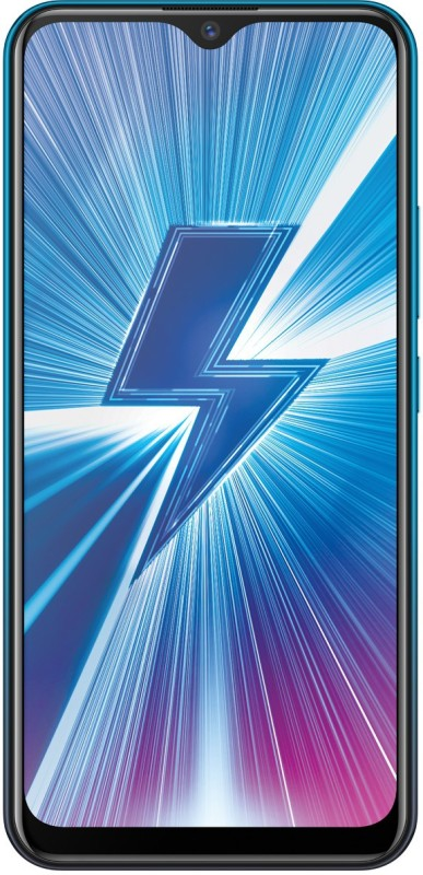 Vivo Y17 (Mineral Blue, 128 GB)(4 GB RAM)
