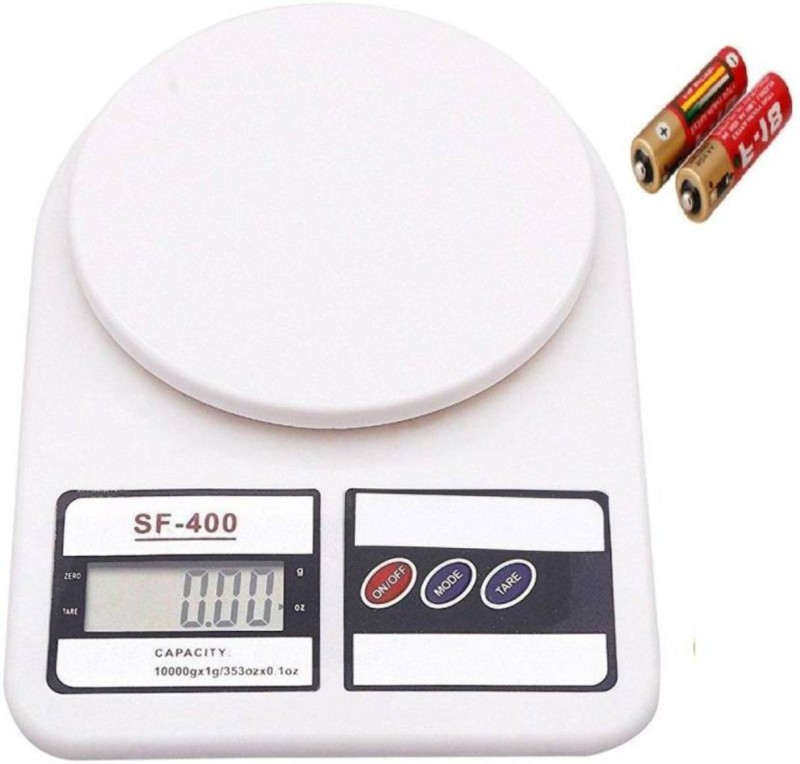NIBBIN Special home SF 32V400P Trendy & Exclusive Weighing Scale Weighing Scale(White)