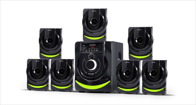 TECNIA Atom 703 Bluetooth 7.1 Home Cinema(USB)