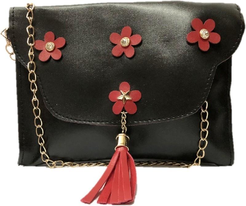 HIGH-CHOICE Black Sling Bag