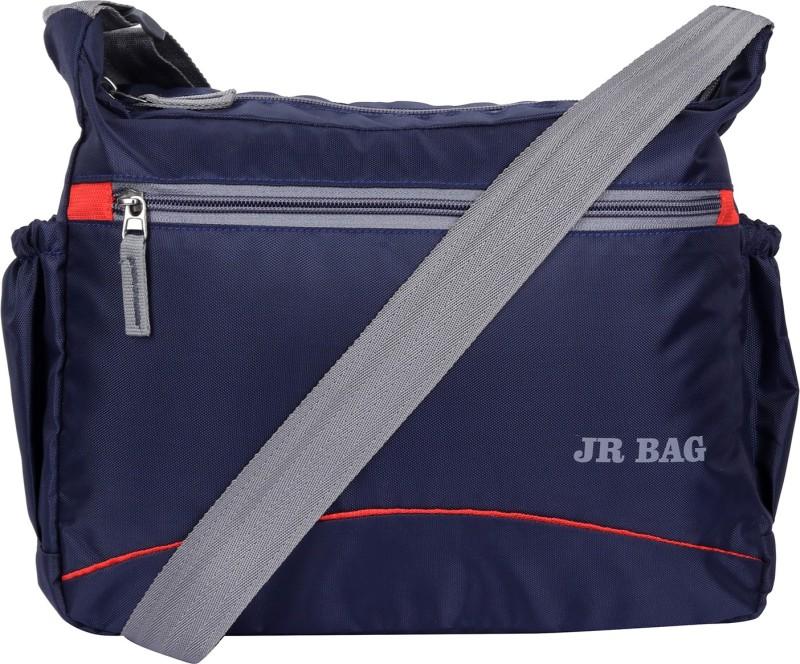 JR Bag Blue Messenger Bag