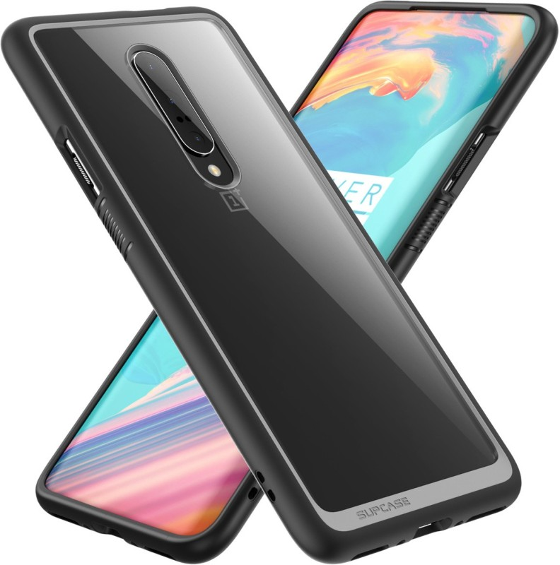 SUPCASE Back Cover for OnePlus 7 Pro(Black, Shock Proof)