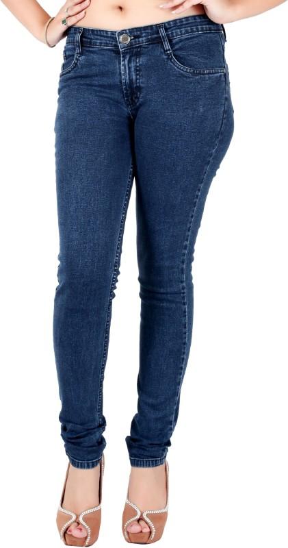 Obeo Slim Women Blue Jeans
