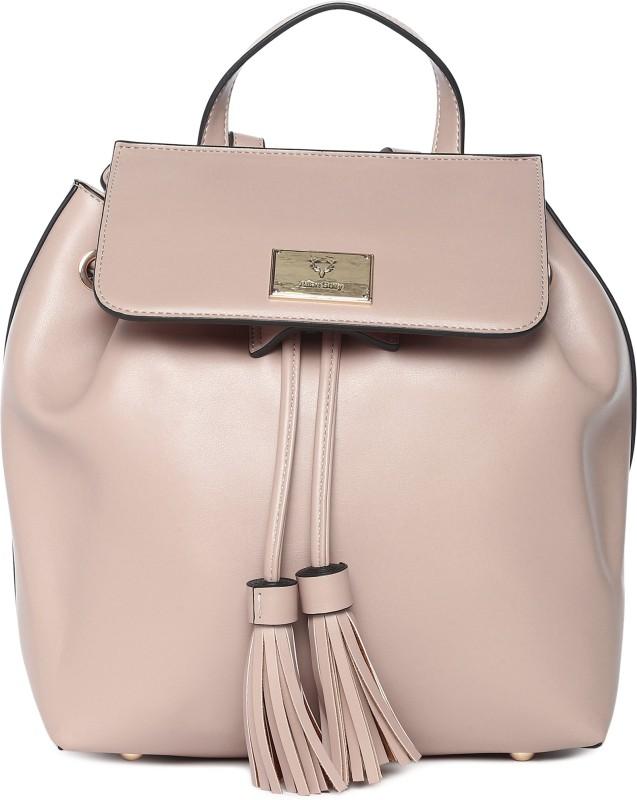 Allen Solly AHBGFRGBC60130 3 L Backpack(Beige)
