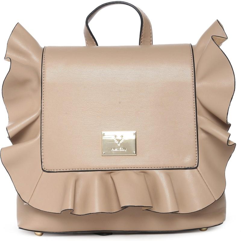 Allen Solly AHBGFRGBC60107 3 L Backpack(Beige)